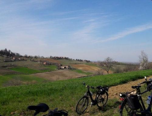 Tra castelli e le colline del Lambrusco e del Balsamico
